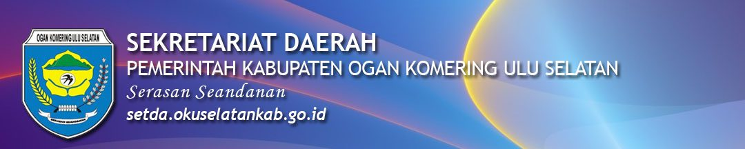 Portal Resmi Sekretariat Daerah Kabupaten OKU Selatan